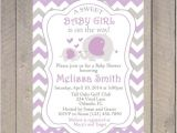 Purple and Gray Elephant Baby Shower Invitations 16 Best Invites Images On Pinterest