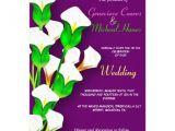 Purple Calla Lily Wedding Invitations 73 Purple Calla Lily Wedding Invitations Purple Calla
