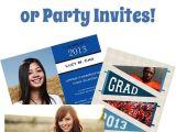 Quick Graduation Invitations 10 Free Graduation Announcements or Party Invites Just