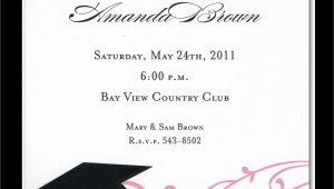 Quick Graduation Invitations Blank Graduation Invitation Www Pixshark Com Images