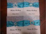 Quinceanera Invitation Kits 92 Best Yesenia 39 S Winter Wonderland Quinceanera Images On
