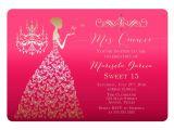 Quinceanera Invitation Maker Free Quinceanera Invitation Template Free Images Invitation