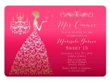 Quinceanera Invitation Maker Quinceanera Invitation Template Free Images Invitation