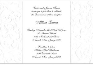 Quinceanera Invitation Wording Samples Embossed Elegance Quinceanera Invitations Storkie
