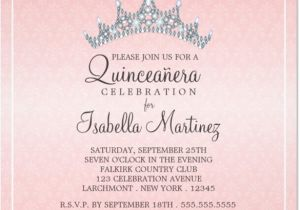 Quinceanera Invitation Wording Samples Quinceanera Invitations Template 24 Free Psd Vector