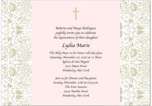 Quinceanera Invitation Wording Samples Quinceanera Invitations Wording In Spanish Template Best