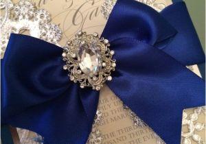 Quinceanera Invitations 2018 Royal Blue Quinceanera Invitations Royal Blue Quinceanera