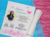 Quinceanera Invitations butterfly theme butterfly Quinceanera Invitations at eventphotocards Com