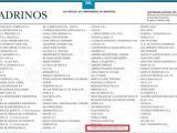 Quinceanera Invitations Padrinos List Quinceanera Padrinos List top Lista De Padrinos Para Una