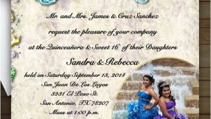 Quinceanera Invitations San Antonio Km Print Custom Invitations San Antonio Custom