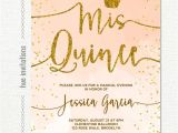 Quinceanera Picture Invitations Best 25 Sweet 15 Invitations Ideas On Pinterest