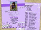 Quinceanera Picture Invitations Purple Princess Quinceanera Invitations Sweet 15