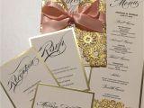 Quinceaneras Invitations Cards Gold Invitation Card Save the Date Invitation Quinceanera