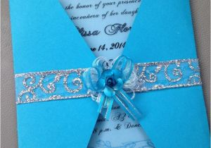Quinceaneras Invitations Cards Quinceanera Invitations Made by Me Pinterest
