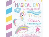 Rainbow Unicorn Birthday Invitations Free Winter Onederland Purple Chalkboard 1st Birthday