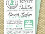 Reception Invites after Destination Wedding Destination Wedding Invitation Post Destination Wedding