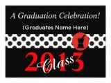 Red and Black Graduation Invitations Red and Black Graduation Invitations Bing Images