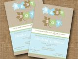 Religious Baby Boy Shower Invitations Fall Leaves Baby Shower Invitation Diy Printable Baby Boy