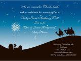 Religious Birthday Party Invitation Wording Christian Christmas Invitation Wording