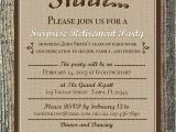 Retirement and Birthday Party Invitation Wording 41 Best Retirement Invites Images On Pinterest