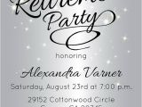Retirement and Birthday Party Invitation Wording Retirement Party Invitations Templates – Gangcraft