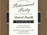 Retirement Party Invitation Wording Free Retirement Invitation Sample orderecigsjuice Retirement