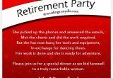 Retirement Party Invitation Wording Retirement Party Invitation Wording Ideas and Samples