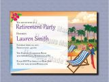 Retirement Party Invite Template 12 Retirement Party Invitations Sample Templates