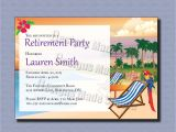 Retirement Party Invite Template Retirement Party Invitations Template Best Template