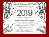 Ring In the New Year Wedding Invite New Year 2018 Invitation Wording Merry Christmas and
