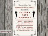 Roaring 20 S Flapper Party Invitations Roaring 20s Invitation 1920s Birthday Invitation by Pegsprints