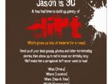 Roast Birthday Party Invitations 30th Birthday Dirty 30 Roast Dirt Party Invite