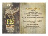 Roast Birthday Party Invitations 900 Roast Invitations Roast Announcements Invites Zazzle