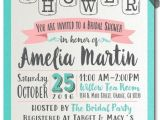 Room to Room Bridal Shower Invitations Wedding Invitation Templates and Wording