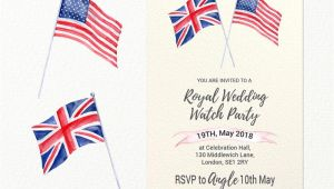 Royal Wedding Party Invitation Template Royal Wedding Party Invitation Template Free Download by