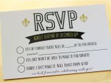 Rsvp Birthday Invitation Sample Design Archives Modish Main
