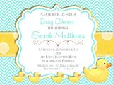 Rubber Ducky Baby Shower Invitations Template Free Free Rubber Ducky Baby Shower Invitations Template