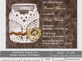 Rustic Bridal Shower Invitation Templates Rustic Bridal Shower Invitation Templates