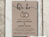 Rustic Bridal Shower Invitations Etsy 34 Collection Etsy Rustic Wedding Invitations Innovative
