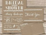 Rustic Bridal Shower Invitations with Matching Recipe Cards 11 Best Bridal Shower Images On Pinterest