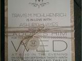 Rustic Wedding Invitation Templates Wedding Invitations October 2013