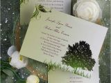 Rustic Wedding Invitations Under $1 Green Wedding Invitations Cheap Invites at
