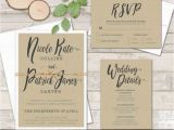 Rustic Wedding Invitations Under $1 Invitations Simple Rhinviteyoutonet How to Make A Blush