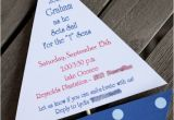 Sailboat Invitations Birthday Party Birthday Party Ideas Blog Boat Party Sailor Party Ideas