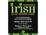 Saint Patrick S Day Party Invitations Argyle St Patricks Day Party Invitations Zazzle