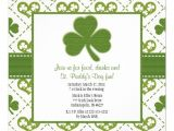 Saint Patrick S Day Party Invitations St Patrick 39 S Day Party Invitations 5 25 Quot Square