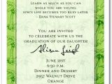 Same Day Graduation Invitations Palm Tree Print Graduation Party Invitations Graduation