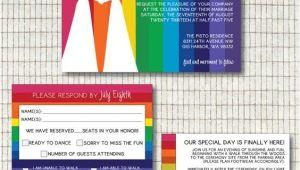 Same Sex Marriage Wedding Invitations Couple Silhouette Same Sex Marriage and Marriage On Pinterest