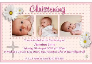 Sample Baptismal Invitation Card Designs Baptism Invitation Card Baptism Invitation Card Free