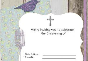 Sample Baptismal Invitation Card Designs Baptismal Invitation Card Baptism Invitation Card